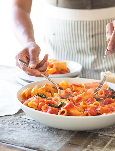 Best-selling Italian inspired tomato brand in the US