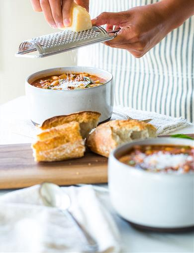 Soup is Easy to Make Ahead