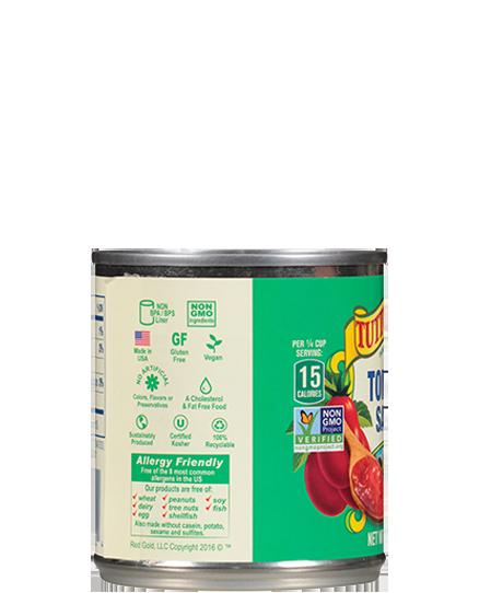 Tuttorosso Tomatoes Tomato Sauce 8 ounce