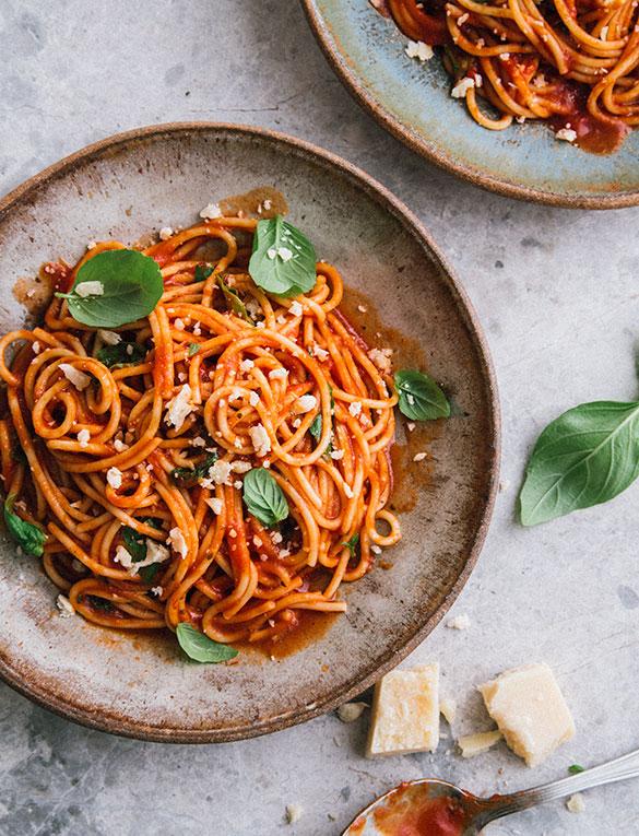 Pomodoro Sauce Tuttorosso Tomatoes