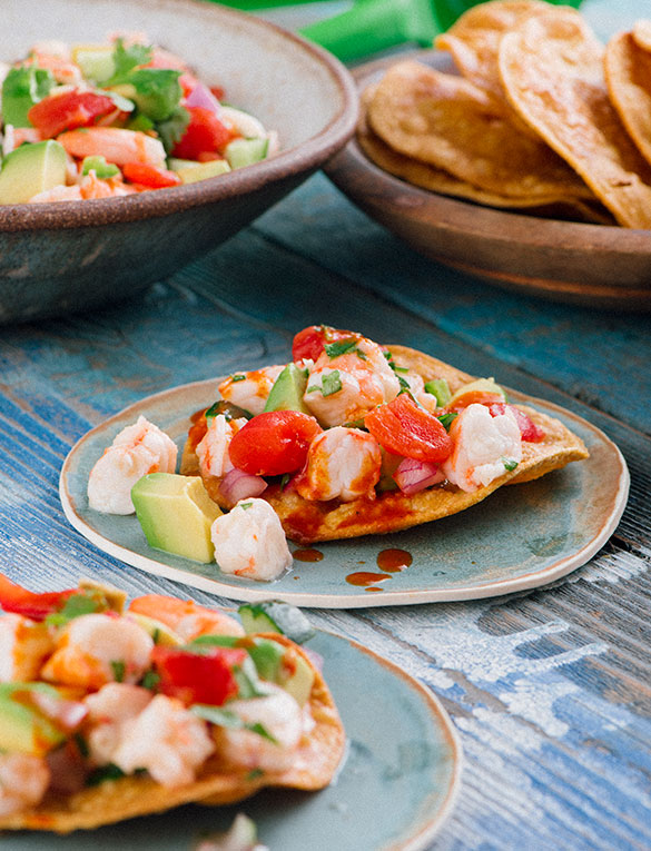 Shrimp Ceviche Easy